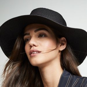 Madewell Packable Mesa Straw Hat